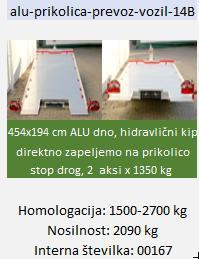 """alu-prikolica-prevoz-vozil"""""""