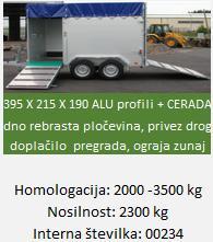 """avto-prikolica-transport-živali"""""""
