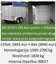 """avto-prikolica-transport-govedi-živali"""""""