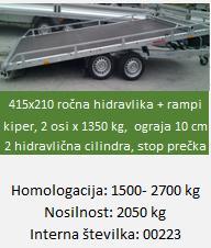 """avtoprikolica-za-prevoz-vozil"""""""